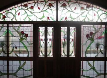 Edwardian Leadlights Glass Door & Leadlight Door | Leadlight Entrance Doors