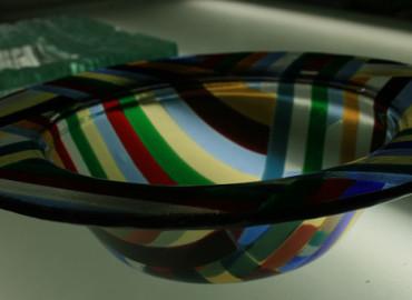 Wesley Vine Glass Craftsman-6.38 mm White Translucent Laminate sheet size 2440x1220