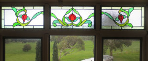 Edwardian Leadlights Glass Door